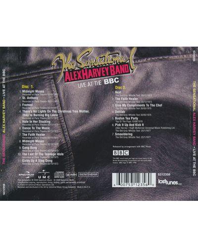 The Sensational Alex Harvey Band - Live At The BBC (2 CD) - 2