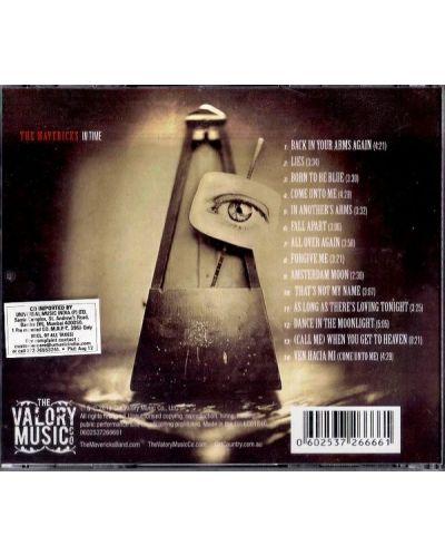 The Mavericks - In Time (CD) - 2