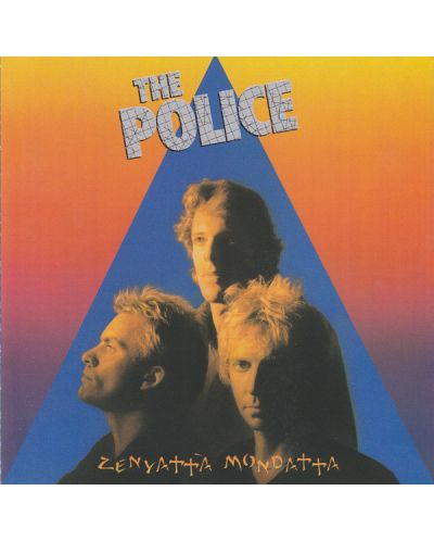 The Police - Zenyatta Mondatta (CD) - 1