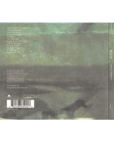 Teitur - Poetry & Airplanes - (CD) - 2