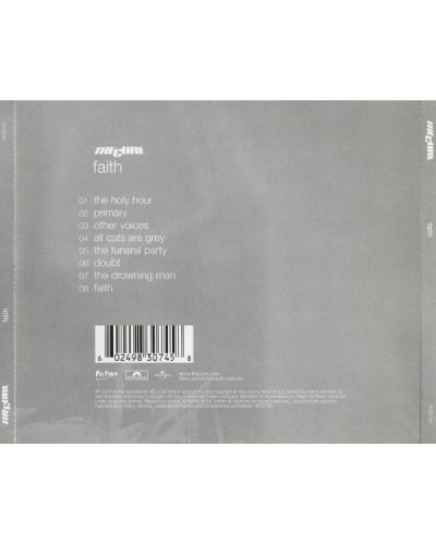 The Cure - Faith - (CD) - 2