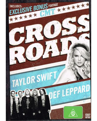 Taylor Swift - CMT Crossroads - (DVD) - 1