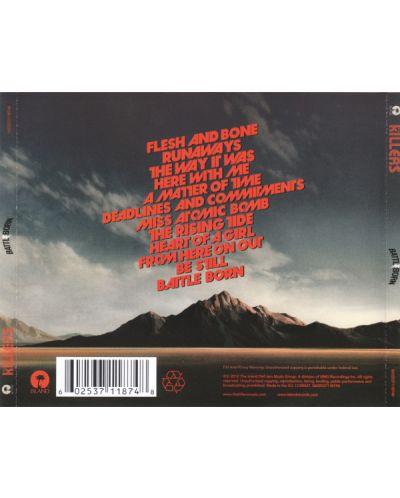 The Killers - Battle Born (CD) - 2