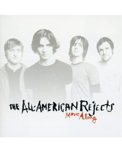 The All-American Rejects - Move Along - (CD) - 1