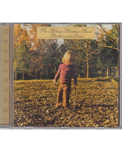 The Allman Brothers Band - Brothers and Sisters - (CD) - 1