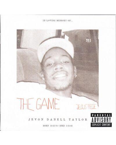 The Game - Jesus Piece - (CD) - 1