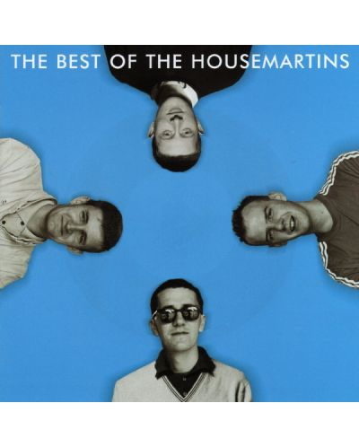The Housemartins - The Best Of (CD) - 1