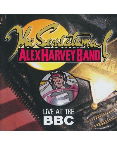 The Sensational Alex Harvey Band - Live At The BBC (2 CD) - 1
