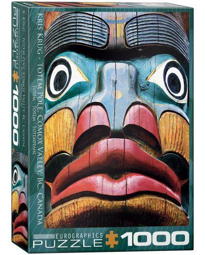 Puzzle Eurographics de 1000 piese – Totem, Kris Krug - 1