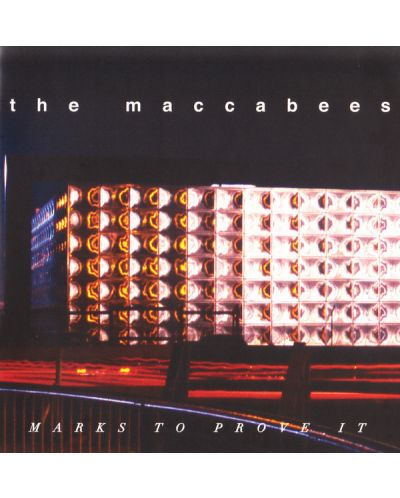 The Maccabees - Marks To Prove It (CD) - 1