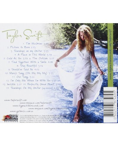 Taylor Swift - Taylor Swift (CD)	 - 2