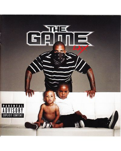 The Game - LAX - (CD) - 1