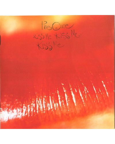 The Cure - Kiss Me, Kiss Me, KISS Me - (CD) - 1