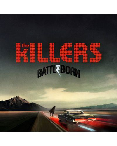 The Killers - Battle Born (CD) - 1