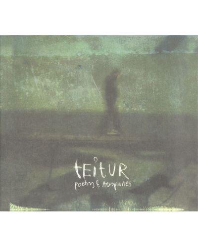 Teitur - Poetry & Airplanes - (CD) - 1