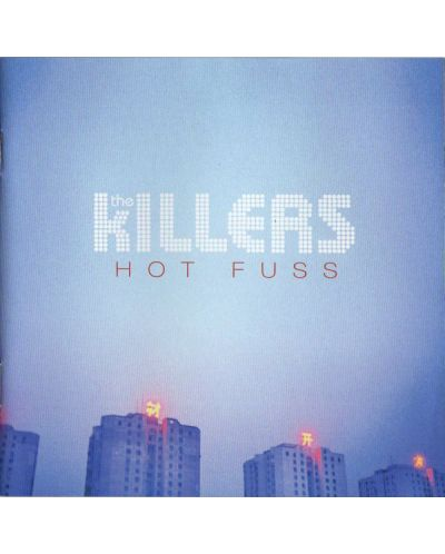 The Killers - Hot Fuss (CD) - 1
