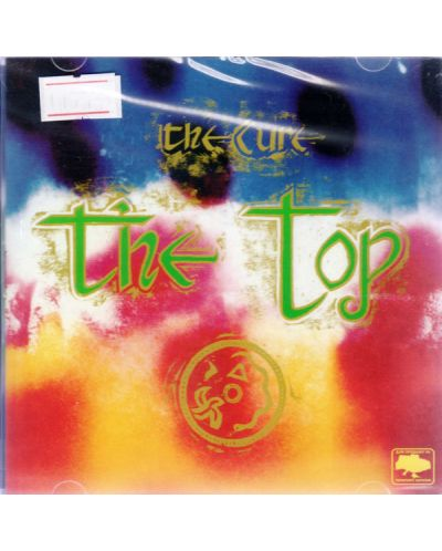 The Cure - The Top - (CD) - 1