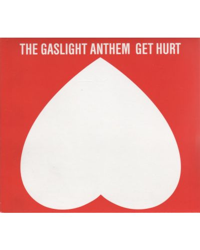 The Gaslight Anthem - Get Hurt - (CD) - 1