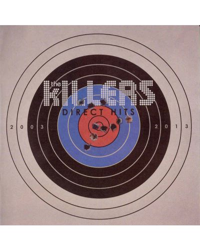 The Killers - Direct Hits (CD) - 1