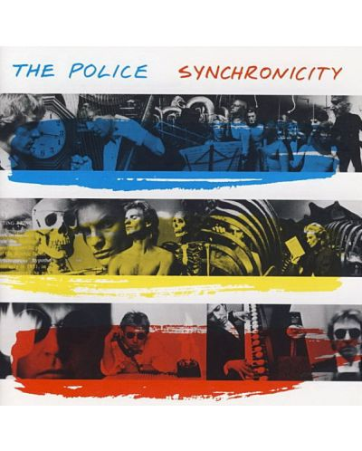The Police - Synchronicity (CD) - 1