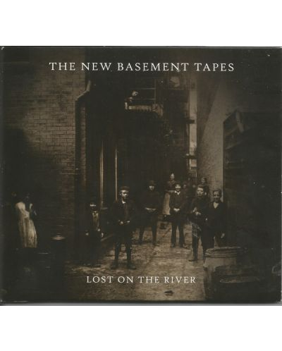 The New Basement Tapes - Lost On The River (CD) - 1