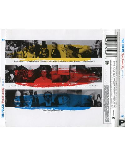 The Police - Synchronicity (CD) - 2