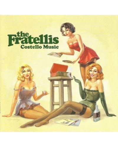 The Fratellis - Costello Music - (CD) - 1