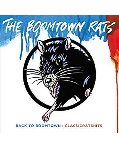 The Boomtown Rats - Back To Boomtown : Classic Rats Hits - (CD) - 1