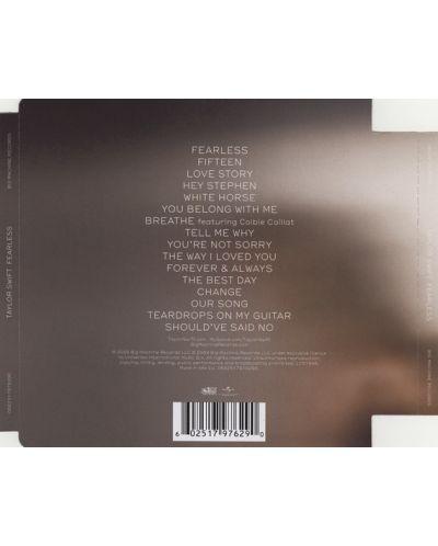 Taylor Swift - Fearless - (CD) - 2