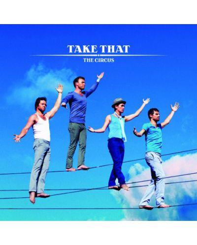 Take That - The Circus - (CD) - 1