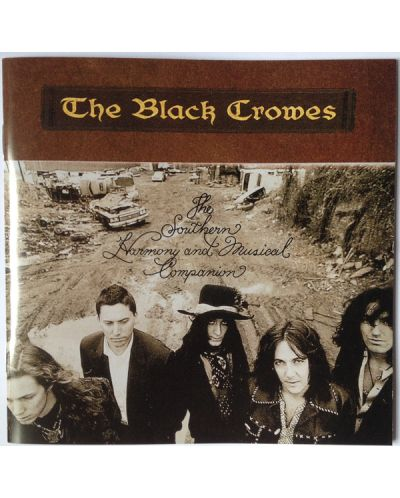 The Black Crowes - the Southern Harmony And Musical Companion - (CD) - 1