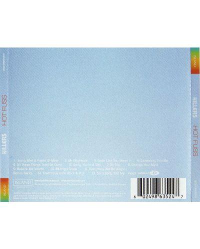 The Killers - Hot Fuss (CD) - 2