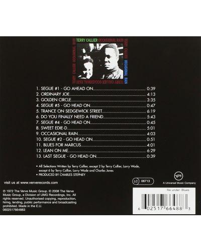 Terry Callier - Occasional Rain - (CD) - 2