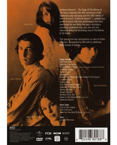 The Mamas & The Papas - California Dreamin' (DVD) - 2