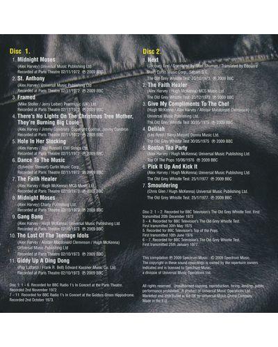 The Sensational Alex Harvey Band - Live At The BBC (2 CD) - 3