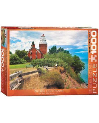 Puzzle Eurographics de 1000 piese – Far in Michigan - 1