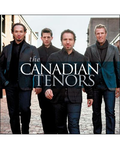 The Canadian Tenors - the Canadian Tenors - (CD) - 1