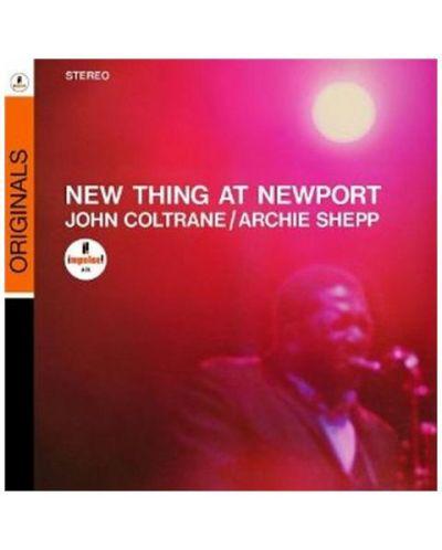 John Coltrane - New Thing At Newport (CD) - 1