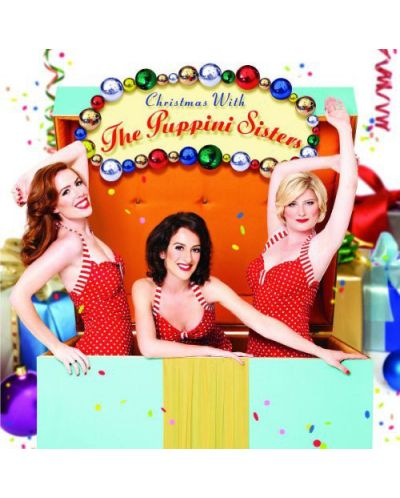 The Puppini Sisters - Christmas With The Puppini Sisters (CD) - 1