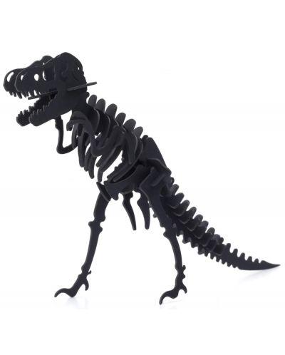 Puzzle 3D Kikkerland - Dinozaur, sortiment - 2