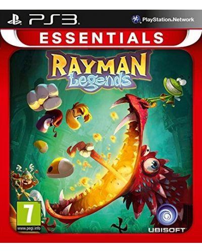 Rayman Legends (PS3) - 1