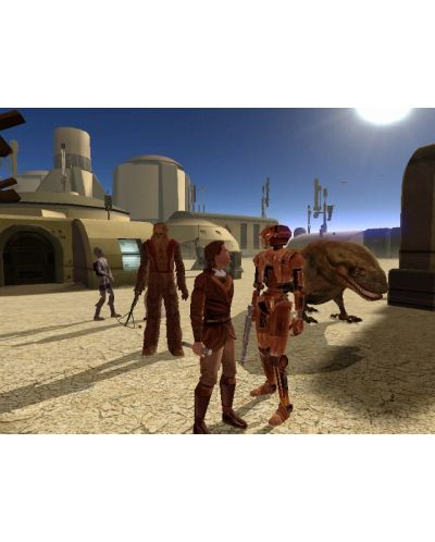Star Wars: Knights of the Old Republic (PC) - 14