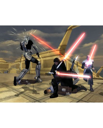 Star Wars: Knights of the Old Republic II (PC) - 2