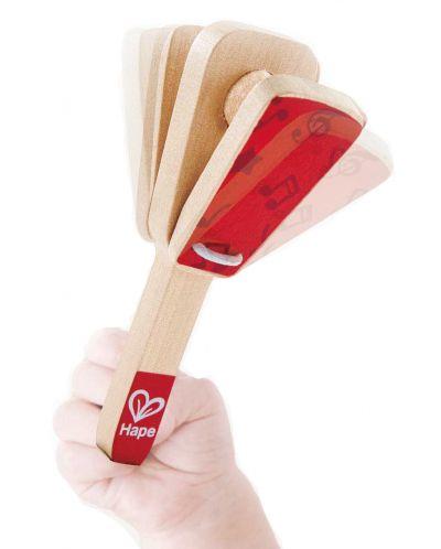 Masa muzicala pentru copii Hape - 5 instrumente muzicale, din lemn - 5