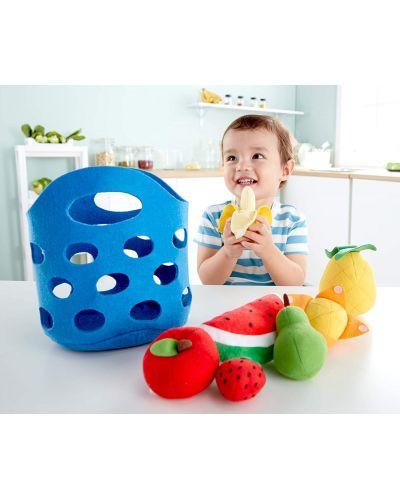 Set de joaca  Hape - Cos cu fructe - 3