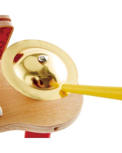 Masa muzicala pentru copii Hape - 5 instrumente muzicale, din lemn - 3
