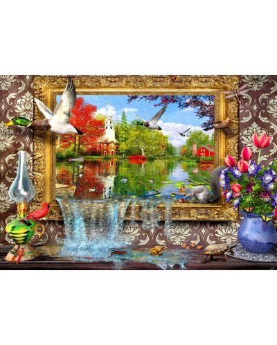 Puzzle Bluebird de 1500 piese - Poza vietii - 2
