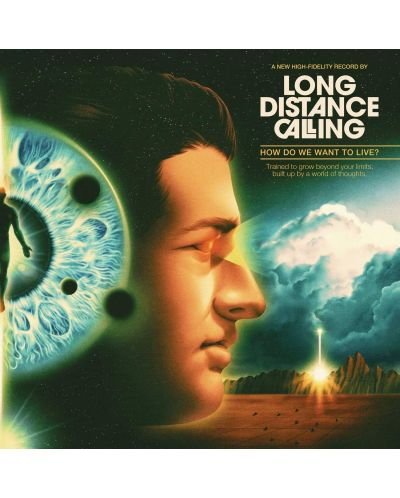 Long Distance Calling - How Do We Want To Live? (CD) - 1