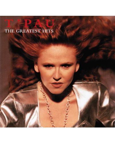 T. Pau - The Greatest Hits - (CD) - 1