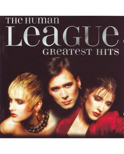 The Human League - The Greatest Hits (CD) - 1